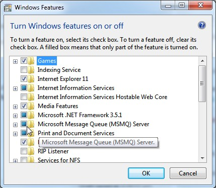 Creating An MSMQ In VB.NET (VS2012)
